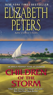 Children of the Storm By Peters, Elizabeth